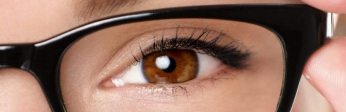 Составить комплекс упражнений для коррекции зрения