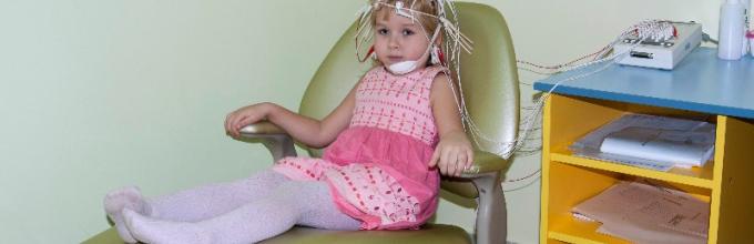 Эхо головы ребенку