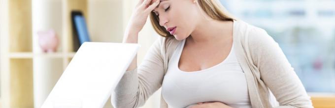 Мигрень как лечить при беременности