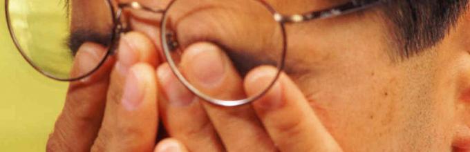 Проверка зрения и замена линз
