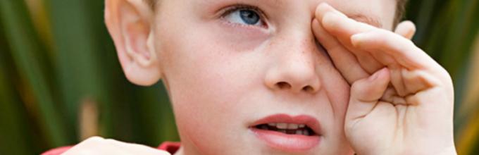 20 причин когда глаза болят