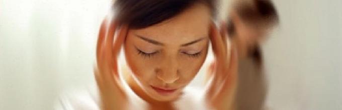 Затыылочная боль во время оргазма