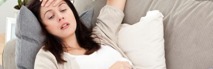 Что можно принять от головной боли при беременности