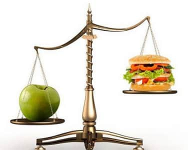 Питание, влияющие на нас