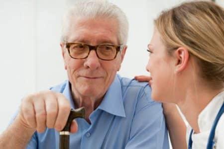 Возрастные головокружения