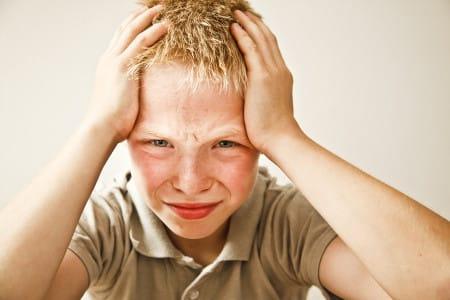 Синдром у детей