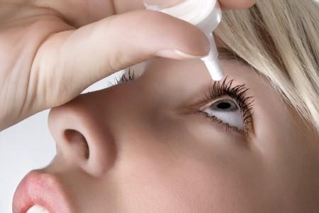 Воспалительные процессы и травмы в области глазного яблока