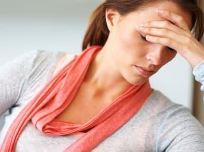 Как болит голова при ВСД