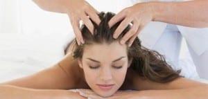 Массажные процедуры для укрепления волос