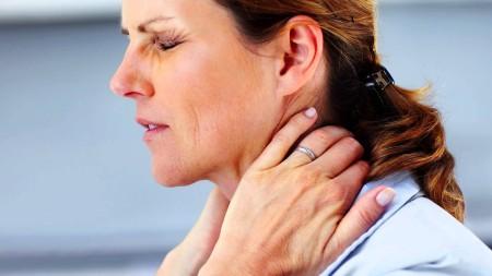 Шейный остеохондроз и другие причины