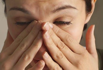 Что такое боль в глазах?