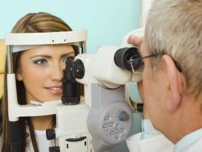 Как снизитьдавление внутри глаз