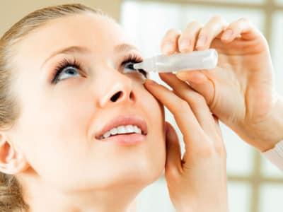 Капли для глаз от давления глазного