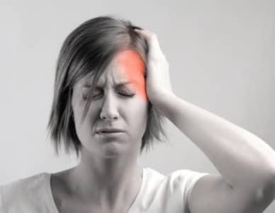 Причины головной боли слева