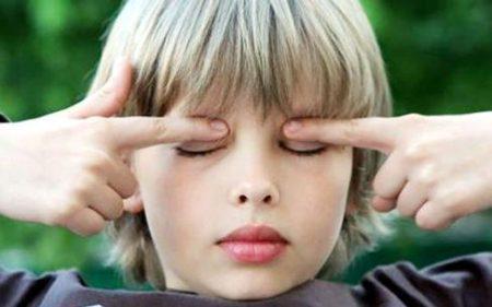 Гимнастика для глаз при дальнозоркости возрастной
