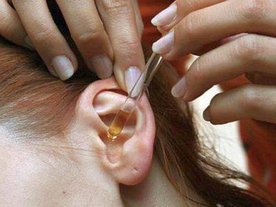 Как происходит развитие воспаления в ушных проходах