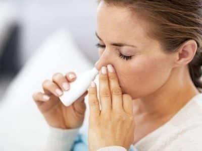 Аэрозоли для увлажнения носа