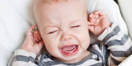 Признаки болезни у малыша