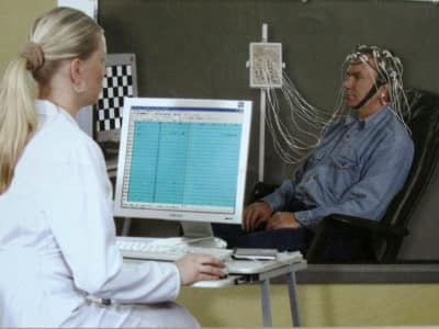 Как выполняется энцефалограмма