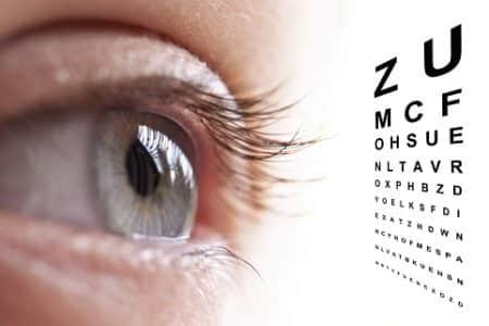 Лечение дефектов глаз
