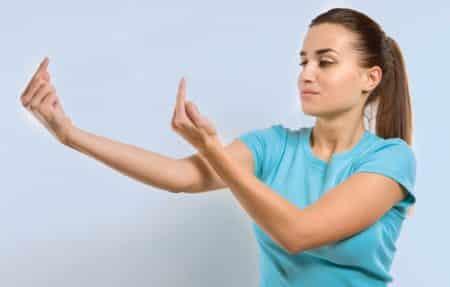 Комплекс упражнений для улучшения зрения при близорукости